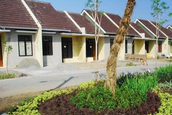 Pemrov Sumsel menjalankan program rumah murah berdasarkan arahan dari Kemenpera untuk membangun 2.000 unit. - Antara
