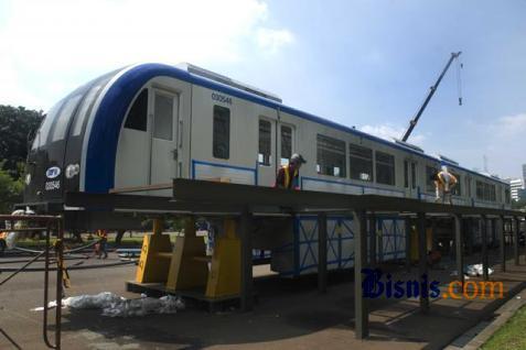 Tenggat wktu perjanjian kerja sama monorel dengan PT Jakarta Monorail belum ada - JIBI