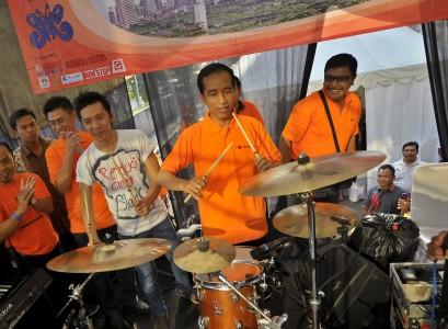 Gubernur DKI Jakarta Joko Widodo - JIBI