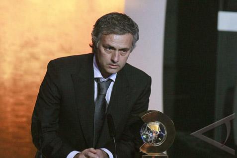 Manajer Chelsea Jose Mourinho - Antara