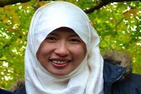 Murniati Mukhlisin, kandidat PhD di Universitas Glasgow.  - ppiglasgow.org