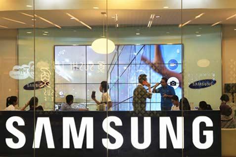 Samsung, perusahaan yang berbasis di Suwon, Korea Selatan, ini memiliki 31% pendapatan industri dibandingkan dengan Apple yang hanya 15%.  - reuters