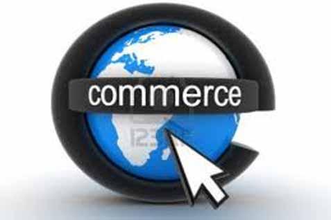 Ilustrasi e-Commerce. Peraturan Pemerintah sulit keluar - JIBI