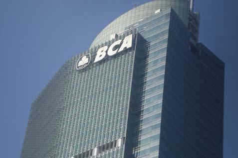 Kantor BCA. Mantan Dirjen Pajak Hadi Purnomo menjadi Tersangka kasus pajak bank ini - Bisnis