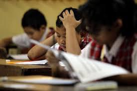 Ujian nasional sekolah dasar - Antara