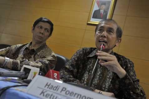 Hadi Poernomo, mantan Ketua BPK - JIBI