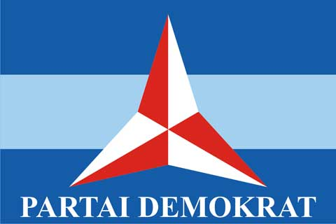 Logo Partai Demokrat. Berencana ajukan capres sendiri
