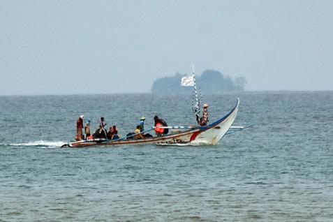 Nelayan Melaut. Indonesia bersama Bank Dunia dan FAO bahas kelautan global - JIBI