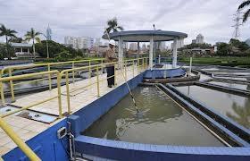 Instalasi pengeloaan air bersih. Aetra Alirkan air baku ke PDAM Tirta Kertaraharja - JIBI