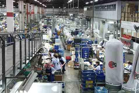 Industri manufaktur. Daya saing di zona Eropa masih lemah - Reuters
