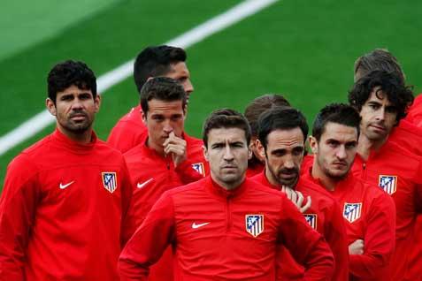 Atletico-Madrid - Reuters