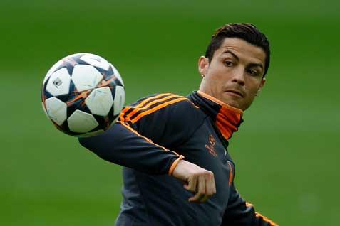 Cristiano Ronaldo - Bisnis.com
