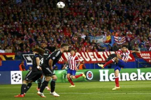 Atletico Madrid vs Chelsea - Reuters