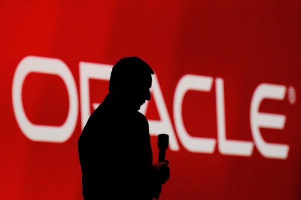 Logo Oracle. Perusahaan penyedia jasa solusi korporasi itu mentargetkan pertumbuhan pelanggan 8% - JIBI