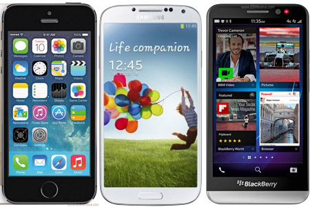 Aneka iPHone. Saham Apple terpengaruh pengurangan penjualan iPhone - Reuters