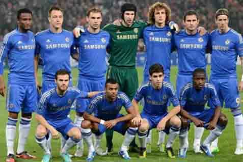 Tim Impian Chelsea. The Blues tak akan menurukan tim inti melawan Livepool - Reuters
