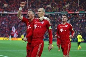 Bayern Munchen saat tampil di final Liga Champions tahun lalu - JIBI
