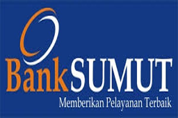 Logo Bank Sumut. Ekspansi kredit ditargetlkan tumbuh 17% - JIBI