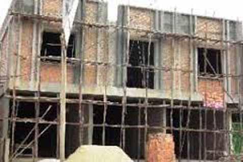 Pembangunan rumah toko. Graha Buana Kembangkan Thamrin Boulevard - JIBI