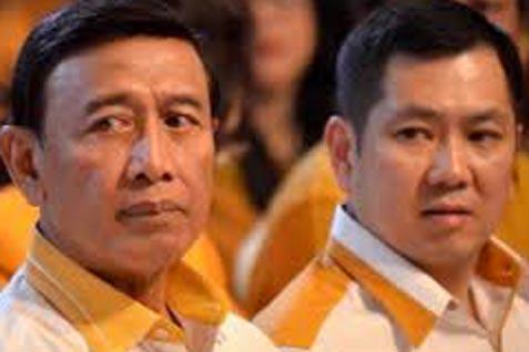 Capares dan cawapres Hanura. Koalisi dengan Golkar terhadang posisi Wiranto - JIBI