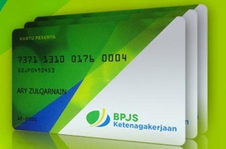 Ilustrasi-Kartu peserta BPJS Ketenagakerjaan - jamsostek.co.id
