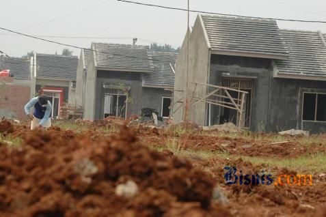 Pembangunan perumahan. Harga tanah di perbatasan Serpong-Pamulang terus meningkat - Bisnis