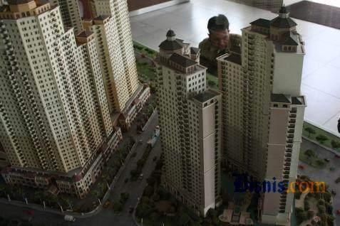 Proyek kondominium. Penjualan di Jakarta meningkat 50% - Bisnis