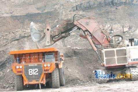 Kegiatan penambangan. Tambang Martabe milik G-Resources memproduksi perak - Bisnis