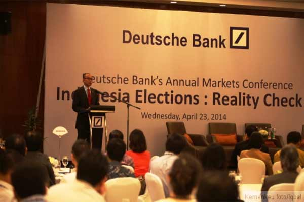 Indonesia diuntungkan dengan pertumbuhan kelas menengah yang mengakibatkan daya beli meningkat. - kemenkeu.go.id
