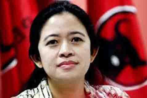 Puan Maharani lolos dari dapil Jateng V Pileg 2014. - Antara