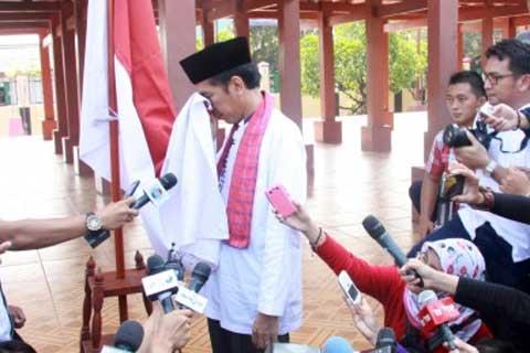 Deklarasi Jokowi capres. PDIP belum tetapkan Cawapres - Bisnis