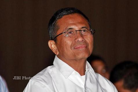 Menteri BUMN Dahlan Iskan - Jibiphoto