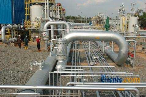 Penyaluran gas. Pemanfaatan oleh industri dan rumah tangga hemat Rp50 miliar - Bisnis