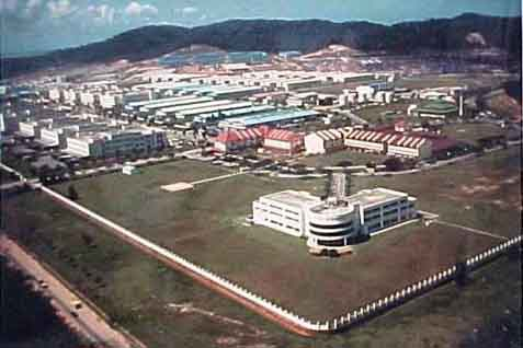 Kawasan industri. Terdorong oleh relokasi pabrik - JIBI
