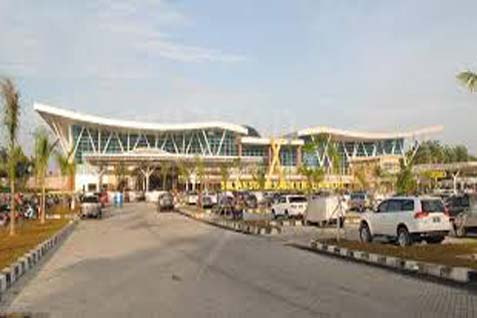 Bandara Sultan Syarif Kasim II - JIBI
