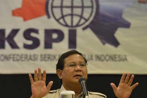 Capres Prabowo Subianto - Bisnis.com
