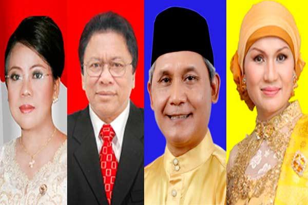 Maria Goreti, Oesman Sapta, Abdul Rahmi, Rubaeti Erlita  - bisnis.com