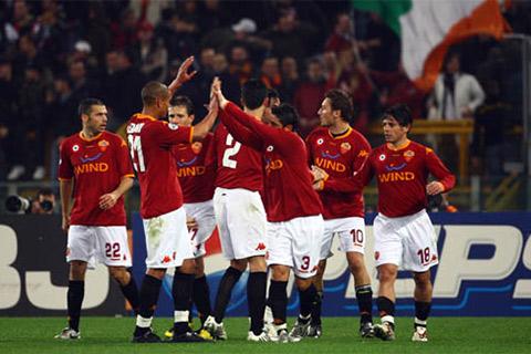 AS Roma - Bisnis.com