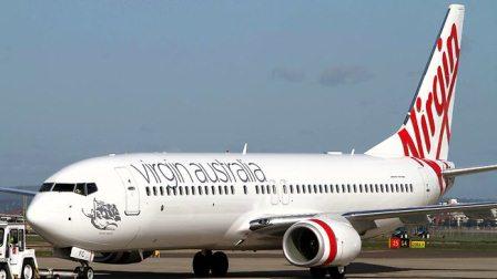 Ilustrasi-Salah satu armada Virgin Australia, kasus di Bali ternyata bukan pembajakan. - news.com.au