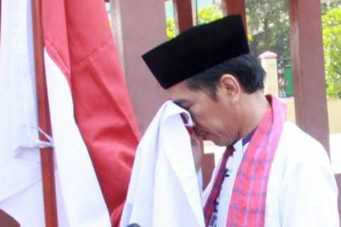 Jokowi - Bisnis.com