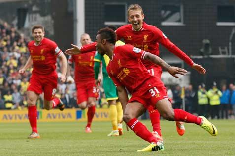 Liverpool - Reuters