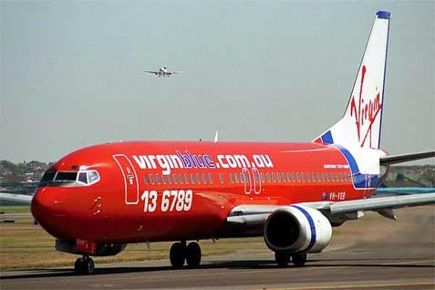 Virgin Blue Air - theirresistibleforce.com