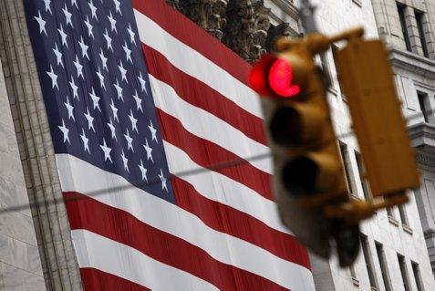 Ilustrasi - Perekonomian AS - Reuters