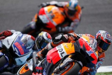 MotoGP - Reuters