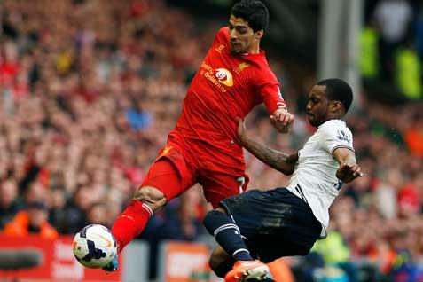 Liverpool Luis Suarez  - Reuters