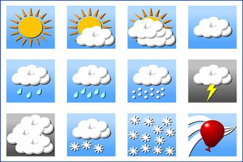 Siang dan malam hari diprediksi hujan ringan dan sedang  - bisnis.com