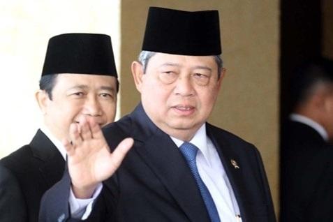 Presiden Susilo Bambang Yudhoyono. Kompetisi Pilpres bisa berlangsung keras - Antara