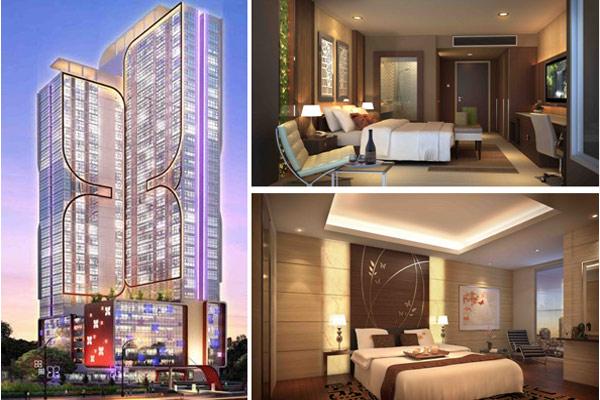 Untuk apartemen, saat ini dipasarkan mulai dari Rp400 juta hingga Rp750 juta dengan luasan mulai dari 20 m2-41 m2.  - bisnis.com