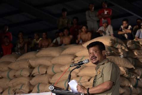 Gubernur Sulawesi Selatan Syahrul Yasin Limpo - JIBI