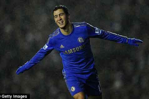 Eden Hazard - Dailymail.co.uk